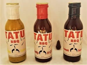 The 3 Sauces
